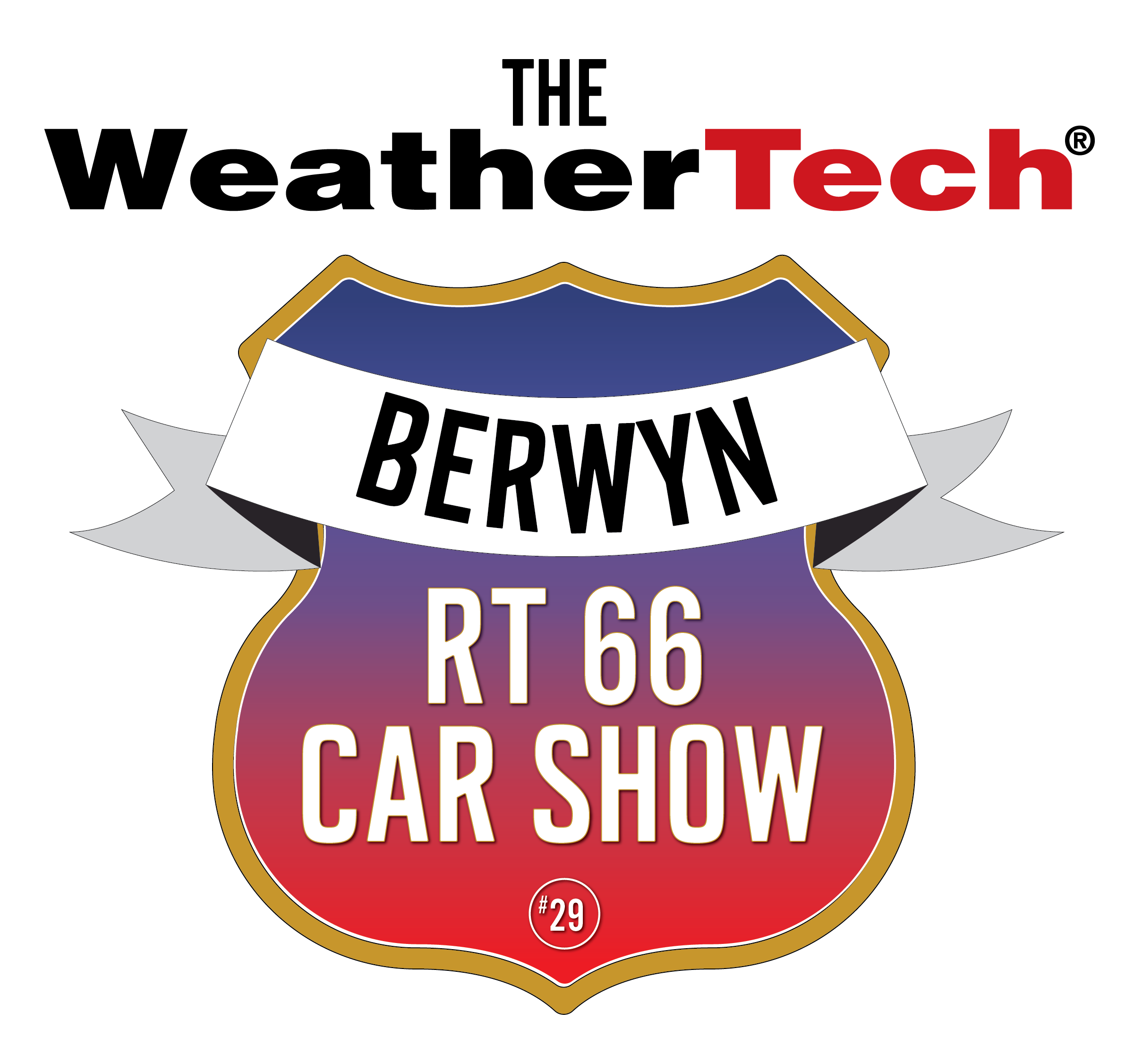 The WeatherTech Berwyn Rt66 Car Show