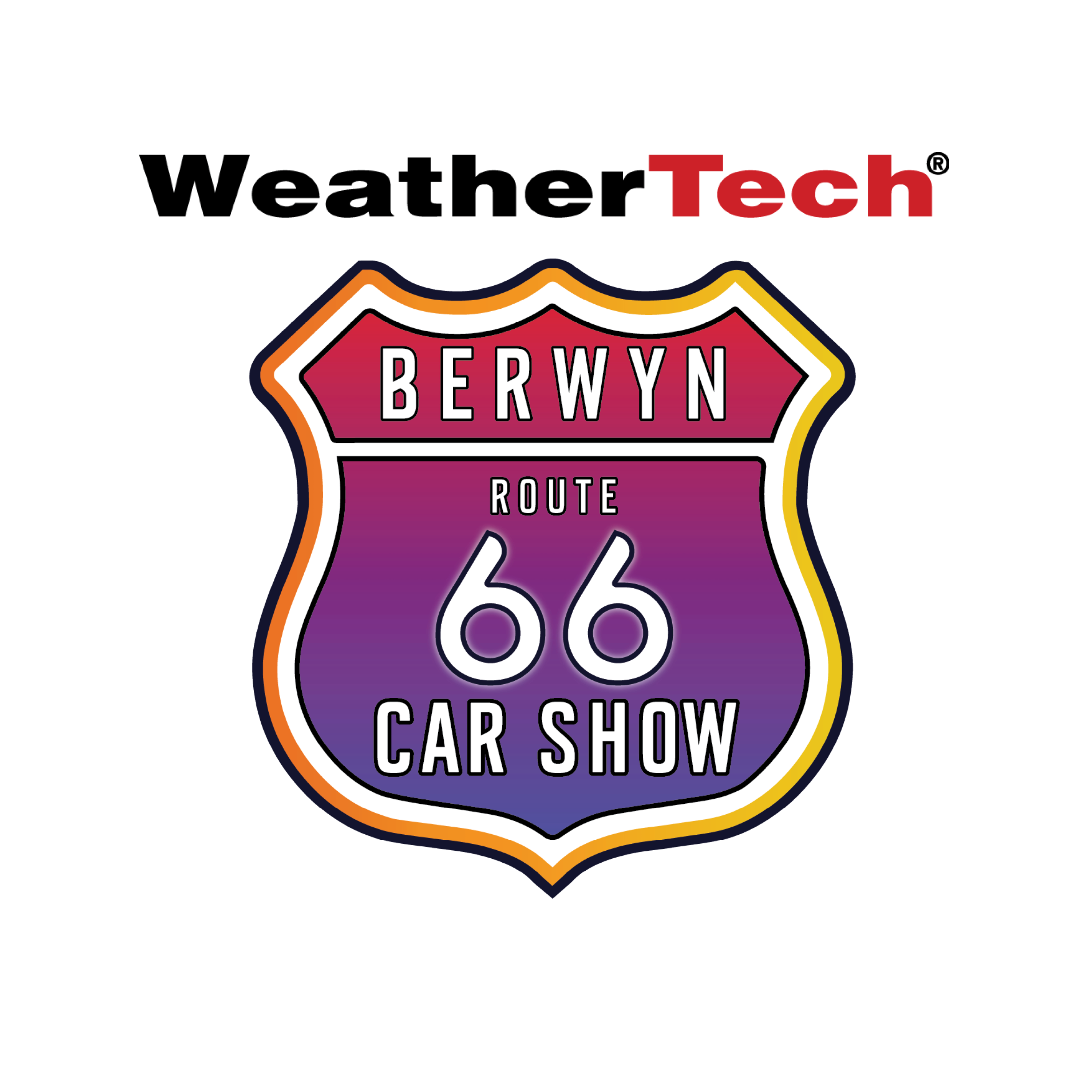 WeatherTech Berwyn Rt66 Car Show